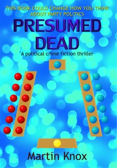 Presumed Dead cover by Martin Knox