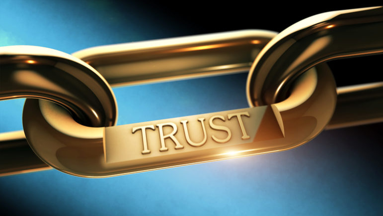 Trust chain as business concept